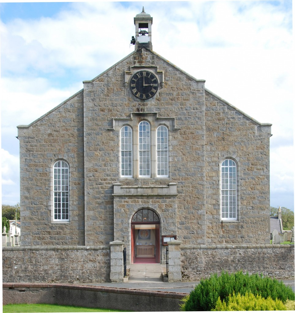 Image of Longside Parish Church